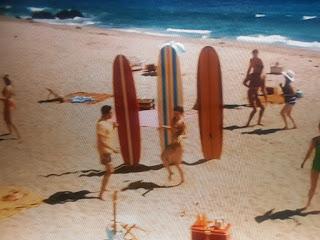 Hermosa Surfboard