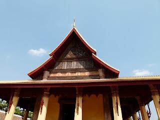 Vientiane no Laos