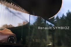 Renault Symbioz: la marca francesa nos adelanta su nuevo concept futurista