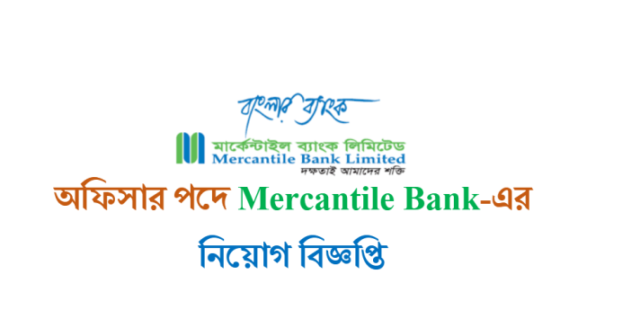 Job Circular-Mercantile Bank Limited-2019 Image
