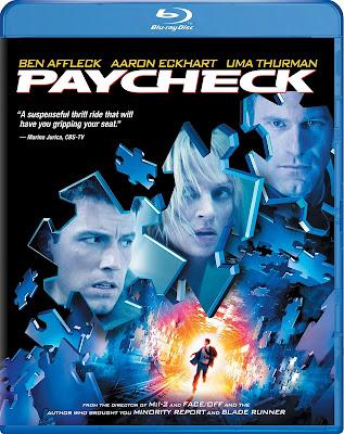 Paycheck 2003 Dual Audio ORG 720p BRRip 1.16Gb x264