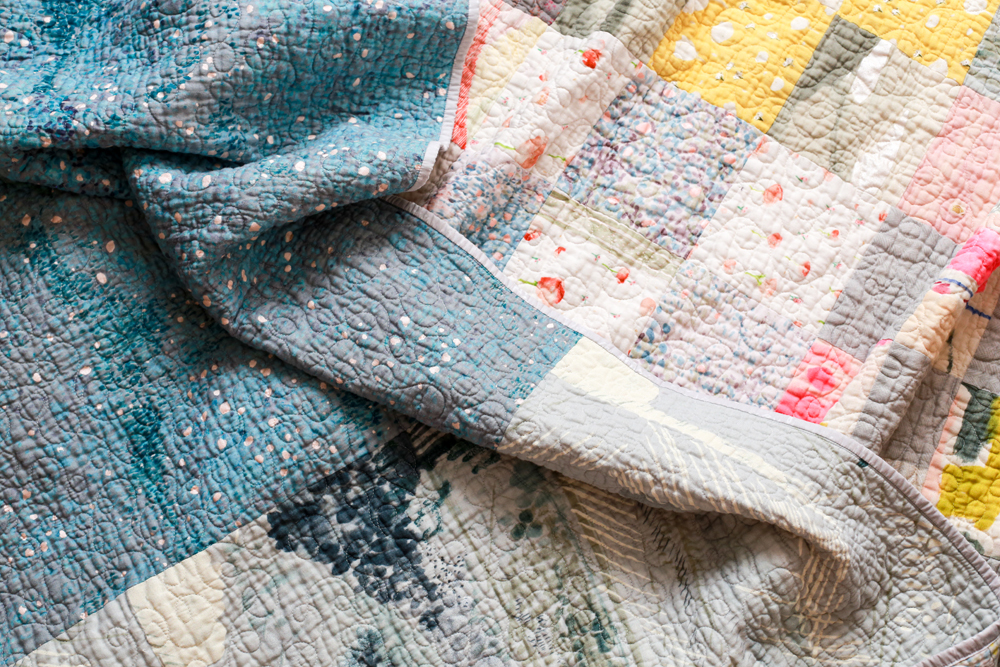 All About Quilting with Double Gauze Fabrics