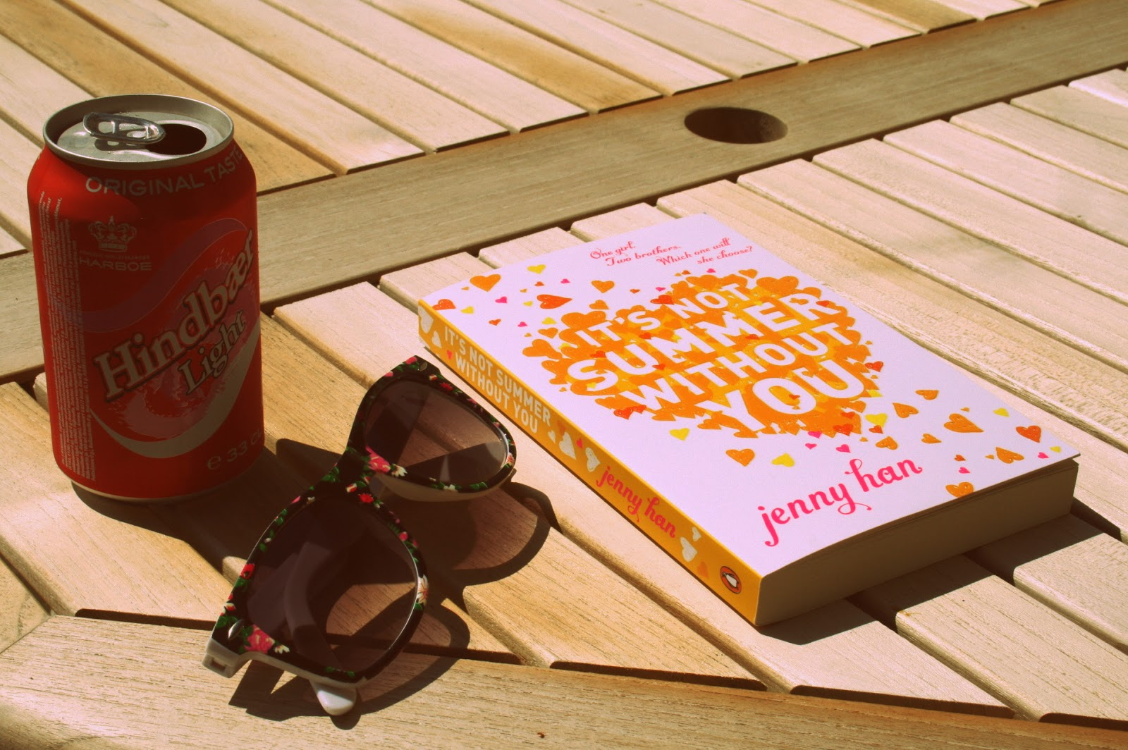 It's not summer without you af Jenny Han
