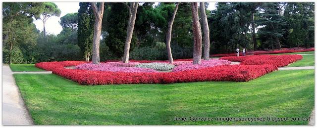 El parque del Capricho-The Park Caprice - Madrid