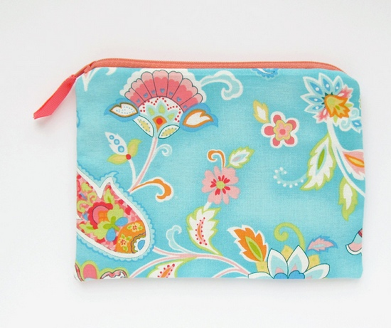 sewing, cosmetic bag