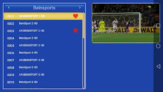 مشاهدة القنوات المشفرة و المفتوحة بكود تفعيل مع تطبيق  FREE IPTV .