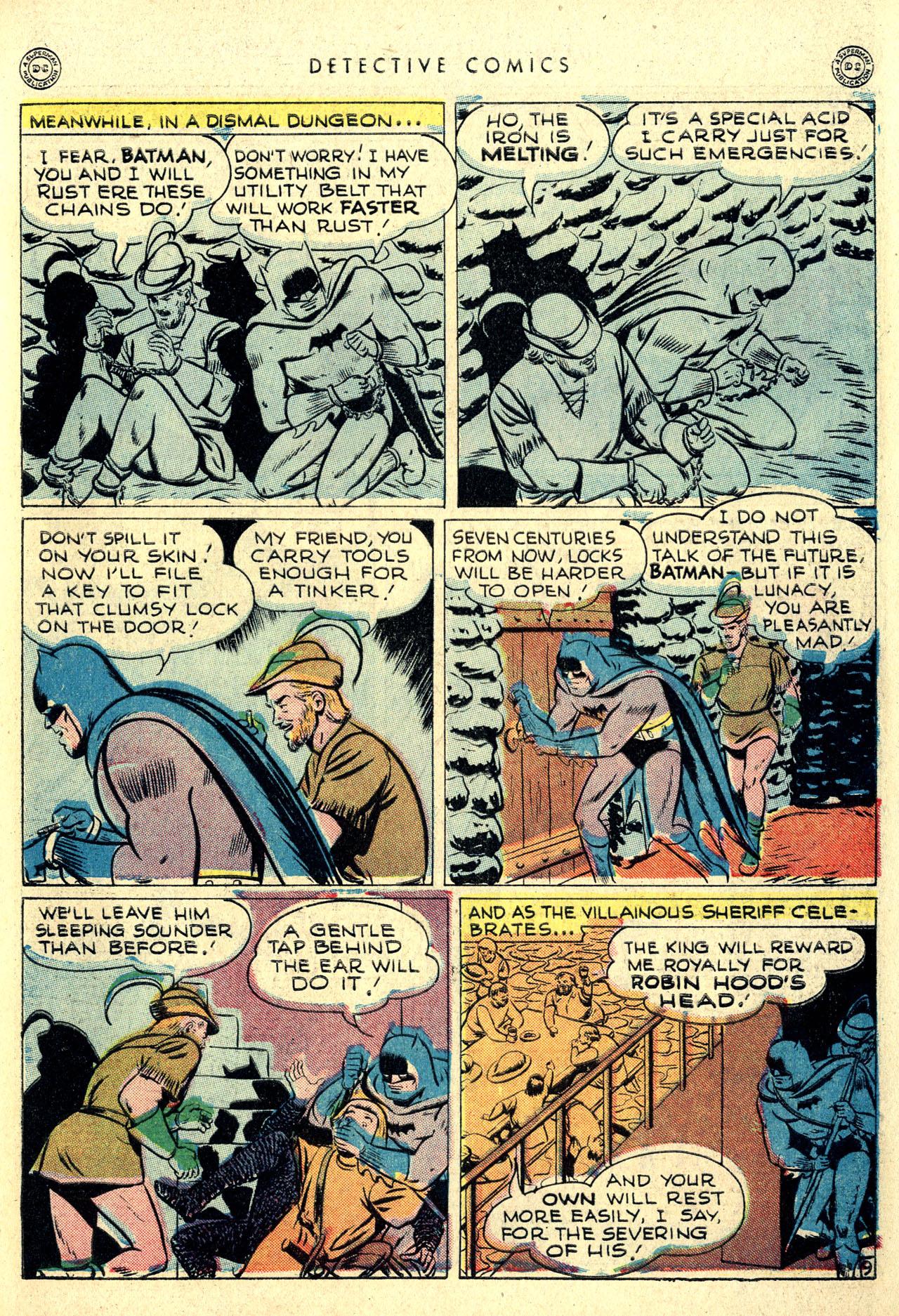 Read online Detective Comics (1937) comic -  Issue #116 - 11