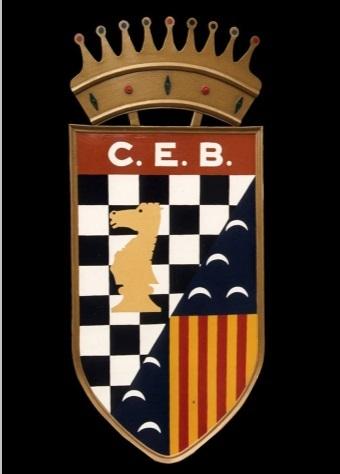Escudo del Club d'Escacs Berga