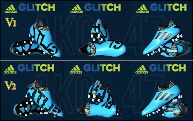 Adidas Glitch 18 Paulo Dybala For PES 2017