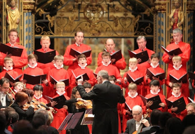 James O'Donnell, Choir of Westminster Abbey, St James' Baroque