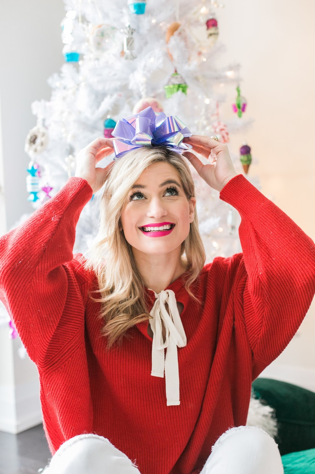 Bijuleni - Holiday Gift Guide For Her With Holt Renfrew Centre - Big Holiday bow