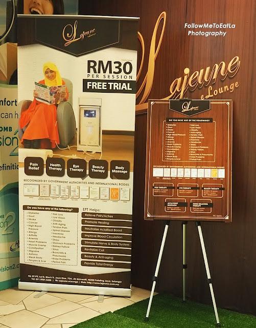 Lajeune e Lounge Jaya One, Petaling Jaya