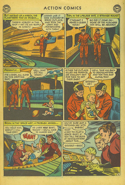 Action Comics (1938) 157 Page 20