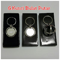Gantungan kunci besi GK BULAT