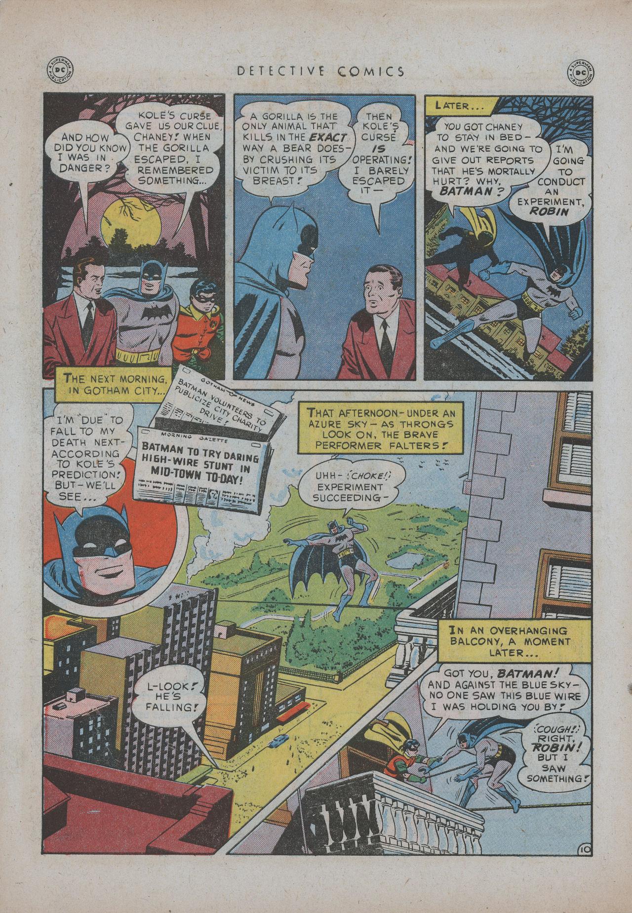 Detective Comics (1937) 151 Page 11