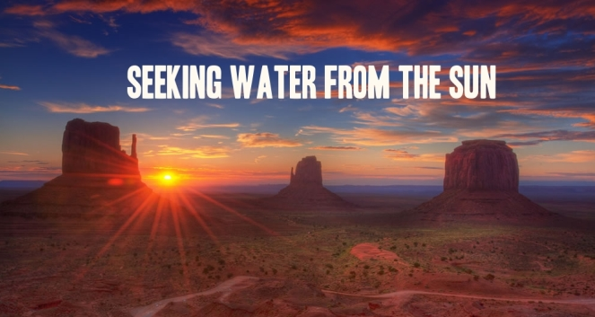White Wolf : Seeking Water From the Sun: Documentary Profiles Solar