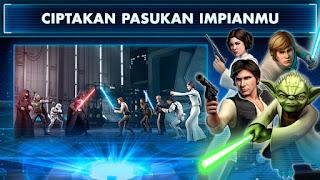 Star Wars�: Galaxy of Heroes MOD v0.7,181815 APK (Mega MOD) Terbaru 2016 1