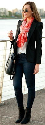 moda blazer feminino