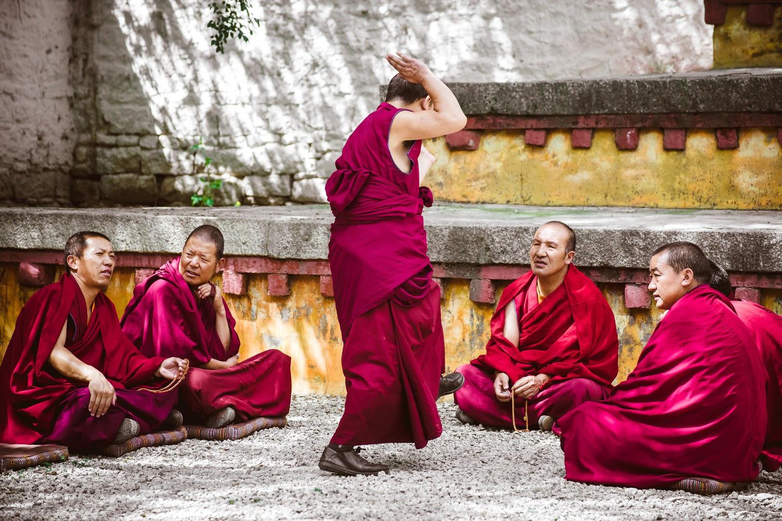 фото тибетских сутр собаки