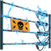 Electric Fence - T2 - Jenis Jebaka Pada Mobile Strike