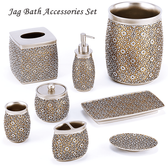 avanti bathroom sets accessories - hometiens