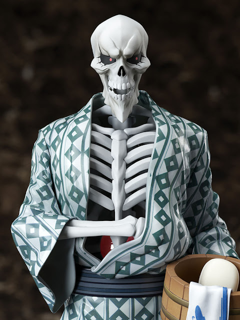 Figuras: Set de Ainz Ooal Gown & Albedo - Yukata Ver de Overlord - F:NEX