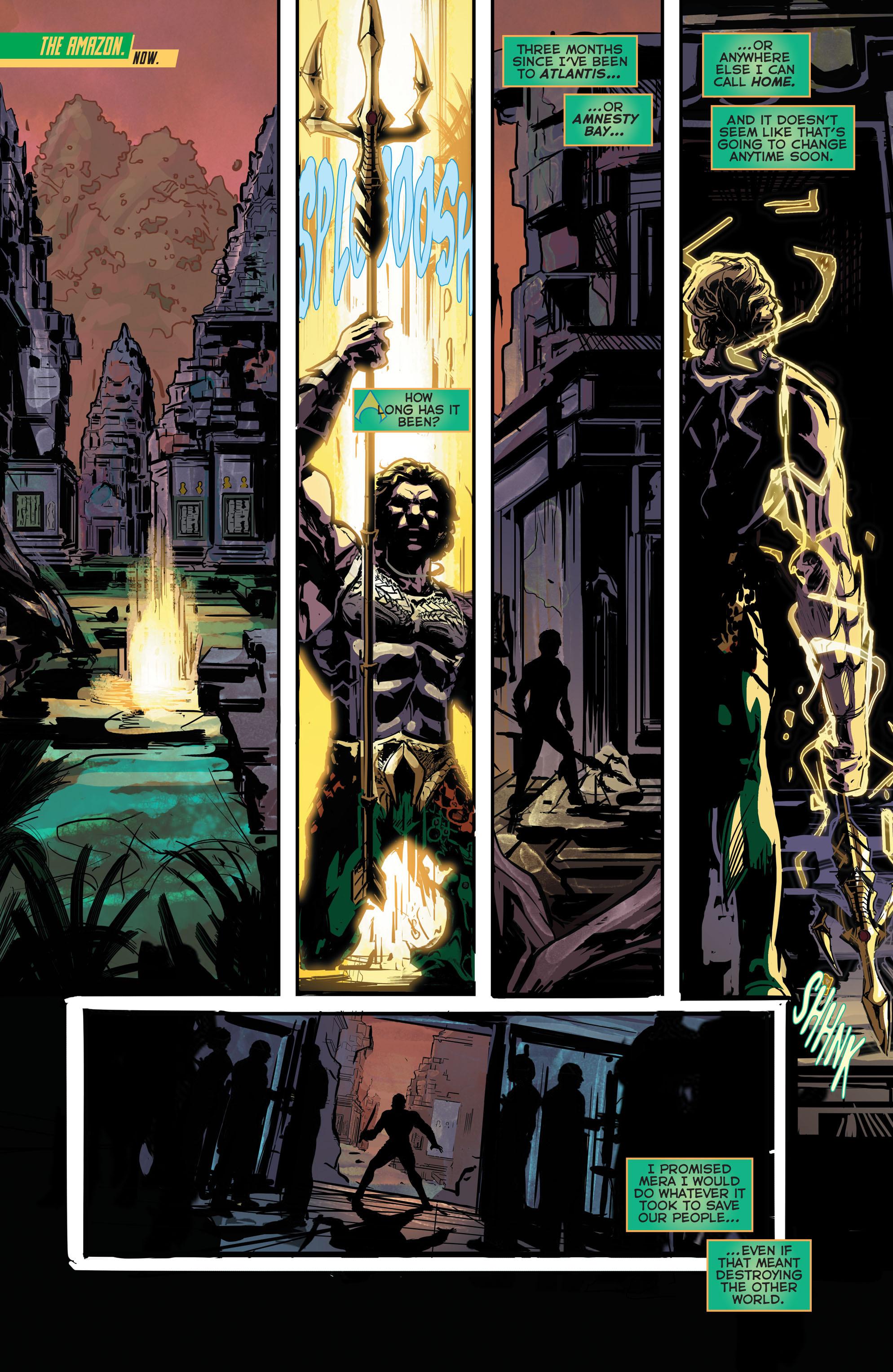 Read online Aquaman (2011) comic -  Issue #41 - 21