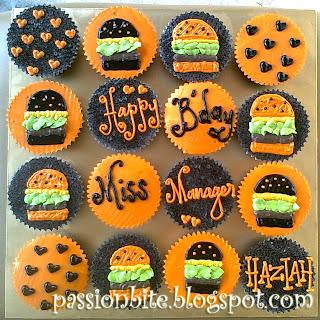 Passionbite Happy Birthday Miss Manager