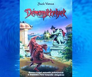 Jack Vance - Démonpikkelyek könyv