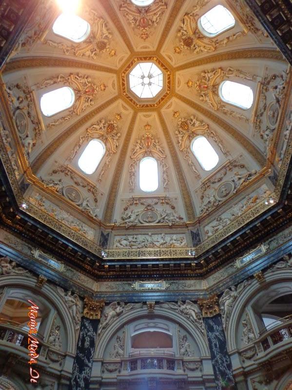 cupola artmuseum Vienna