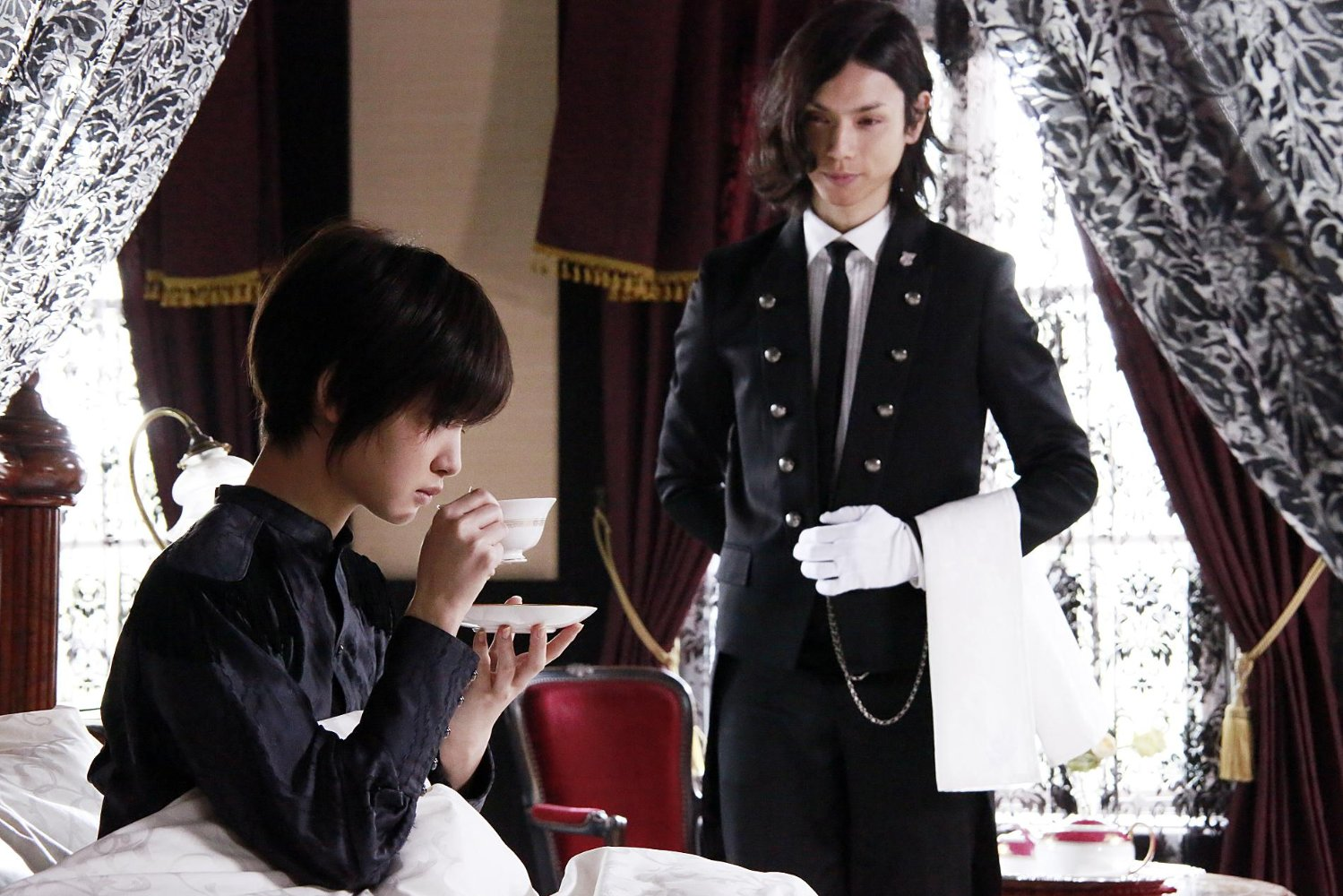 Black Butler [Sub: Eng]