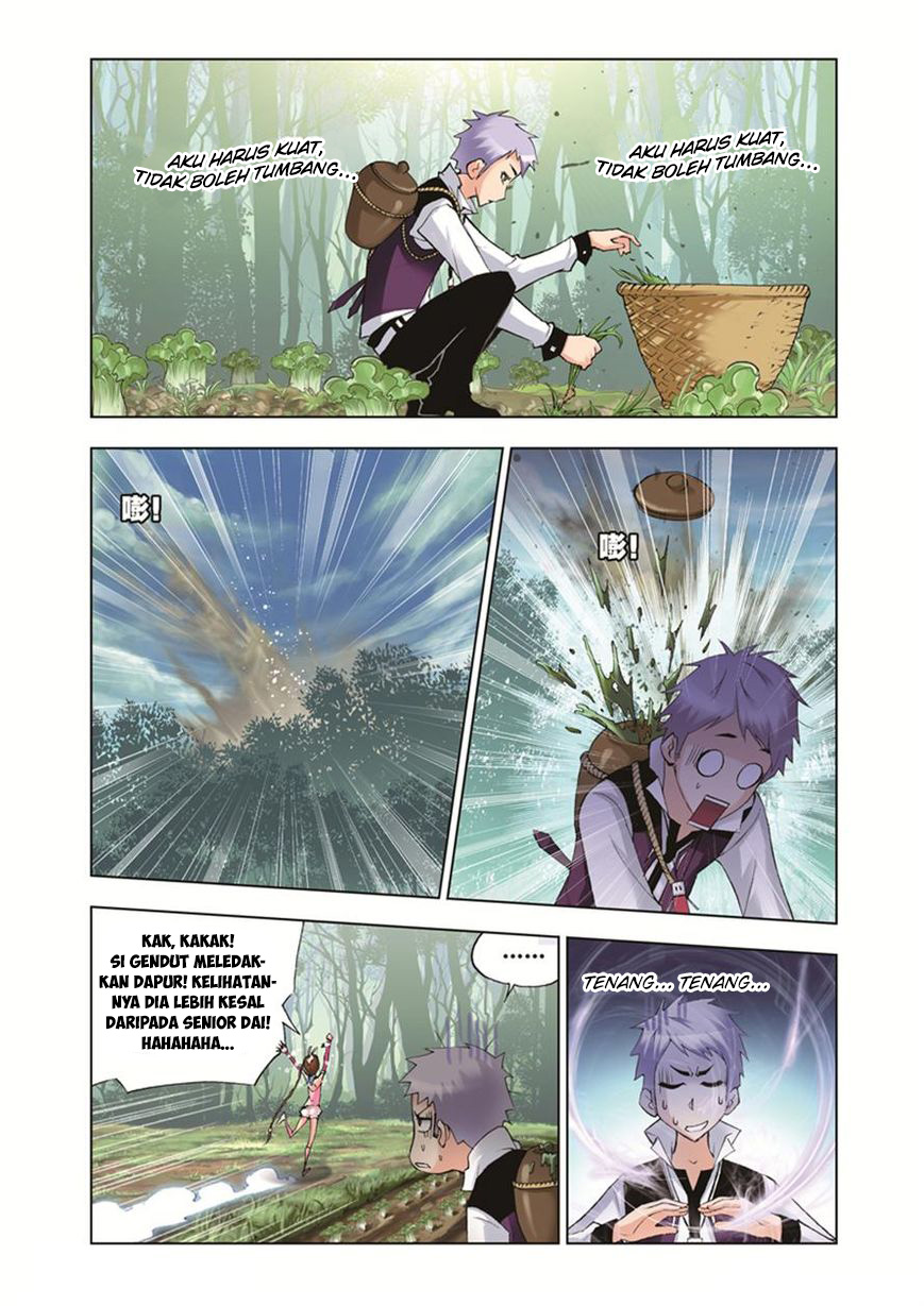 Baca Komik Manga Soul Land Chapter 37 Komik Station