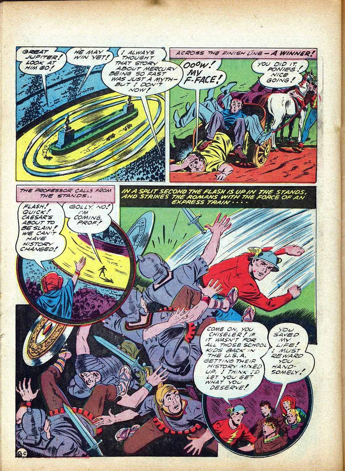 Read online All-Flash comic -  Issue #4 - 43
