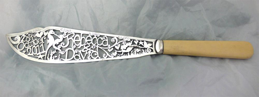 Wedding Cake Knife David Jones Gallerys Gifts