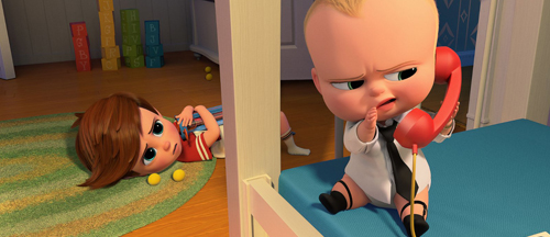 The Entertainment Factor The Boss Baby Trailers Clips