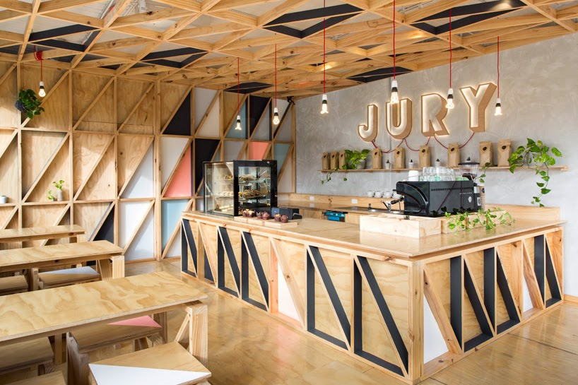 Jury café nos muestra la tendencia actual de diseño interior - ilia ...