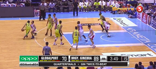Ginebra eliminates GlobalPort, 96-85 (REPLAY VIDEO) June 6