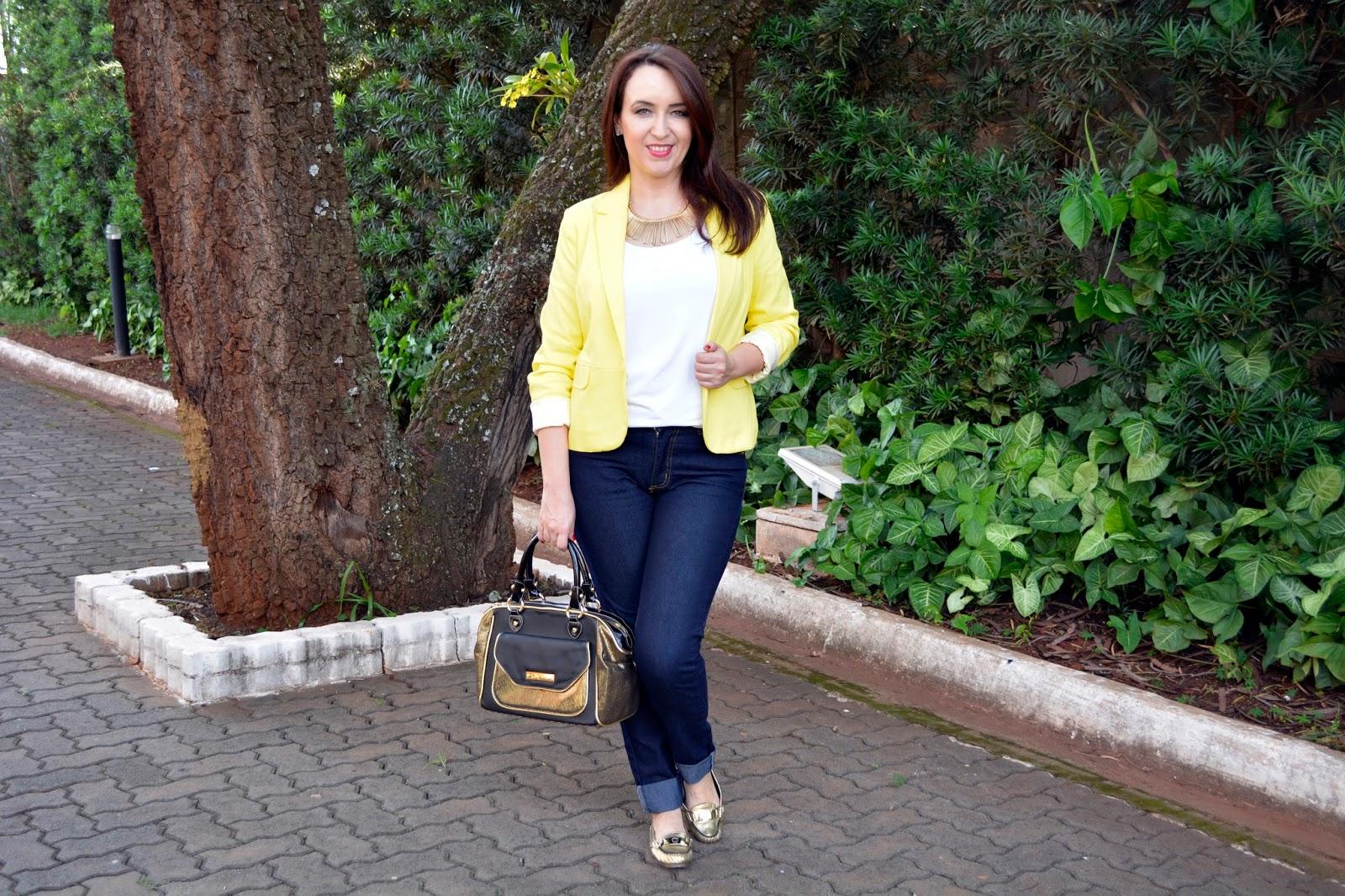 1e201fdc4b Blog Camila Andrade  TREND ALERT ! ESTILO BOYISH COM MOCASSIM ...