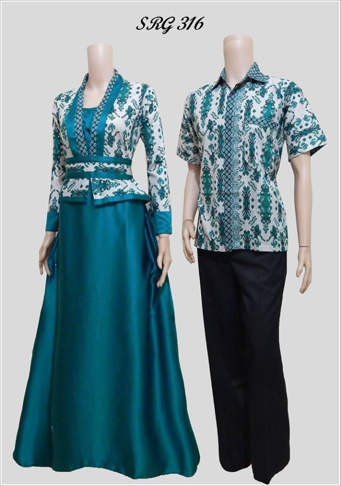 Model Baju Batik Terbaru Srg 316