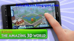 Download The Sims 3 Mod Apk Data Terbaru Gratis