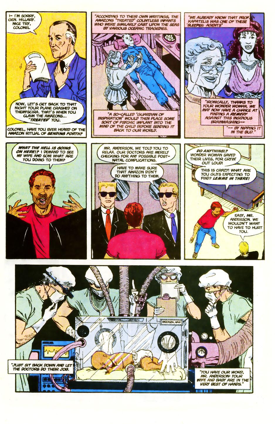 Read online Wonder Woman (1987) comic -  Issue #59 - 9