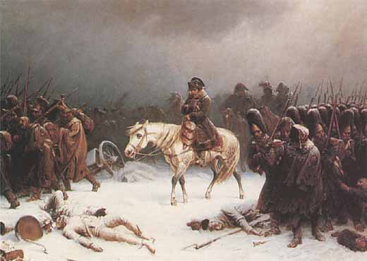 Retreated The Russian Troops Pursued 40