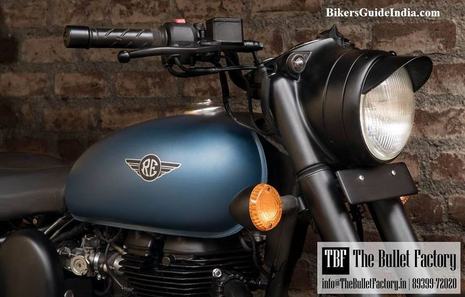 Modified:Royal Enfield Classic various looks - Bikers Guide