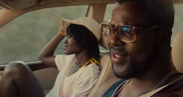 Winston Duke Lupita Nyong'o Jordan Peele | Us