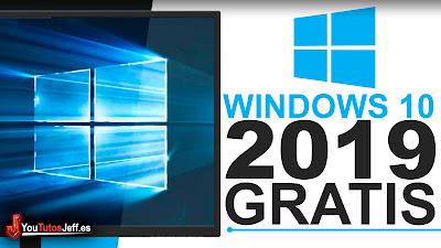 Descargar Windows 10 2019 ISO Gratis Español (32 y 64 bits) - Descargar Windows 10 Sin Media Creation Tool