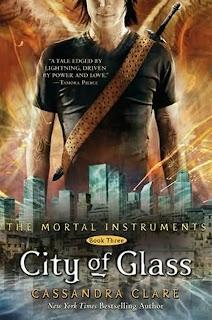 Resenha: Cidade de Vidro, de Cassandra Clare 20