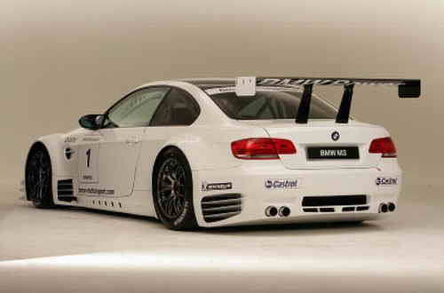 Mobil BMW : M3 GTR   Everything We Serve