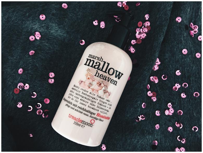 treaclemoon marshmallow heaven körpermilch, review