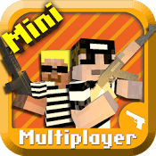 Cops N Robbers - FPS MINI GAME Unlimited (Gems - Coins - Gift Packs) MOD APK