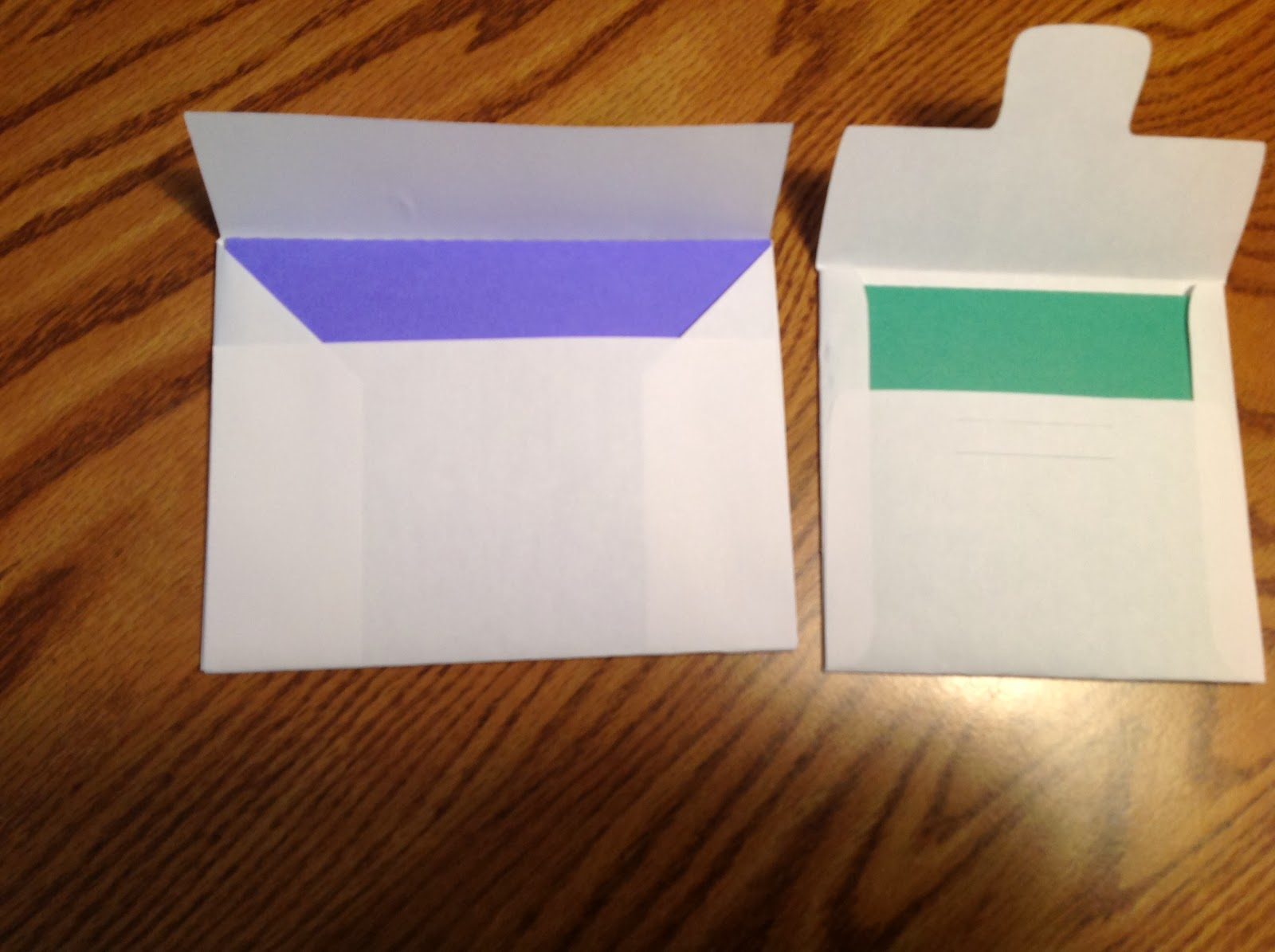 papercrafts and other fun things plain envelope and plain card